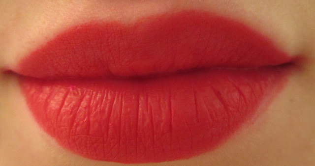 Cailyn Cosmetics Big Apple Tinted Lip Balm Swatch