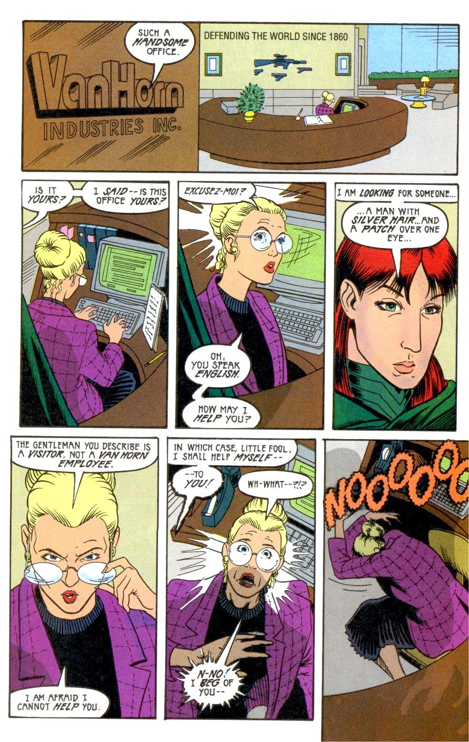 Deathstroke (1991) Annual 2 #2 - English 25