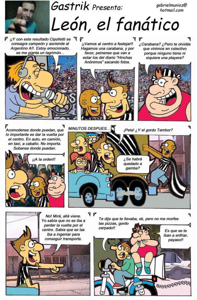 """""""León, el fanático"""" por GastriK"""