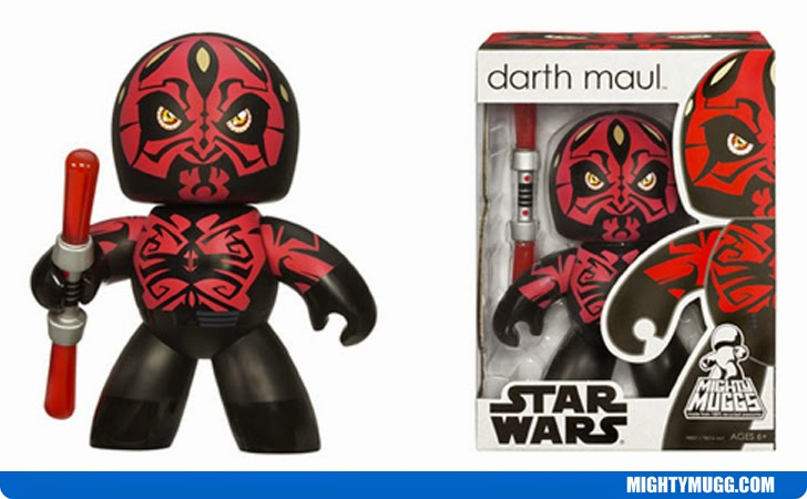 Darth Maul Star Wars Mighty Muggs Wave 7