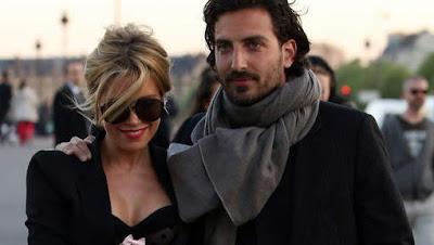 Sylvie met Guillaume Zarka in Parijs