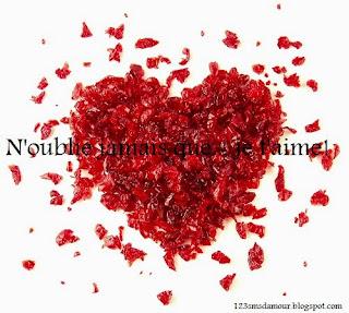 Mots d'amour romantique pour un homme