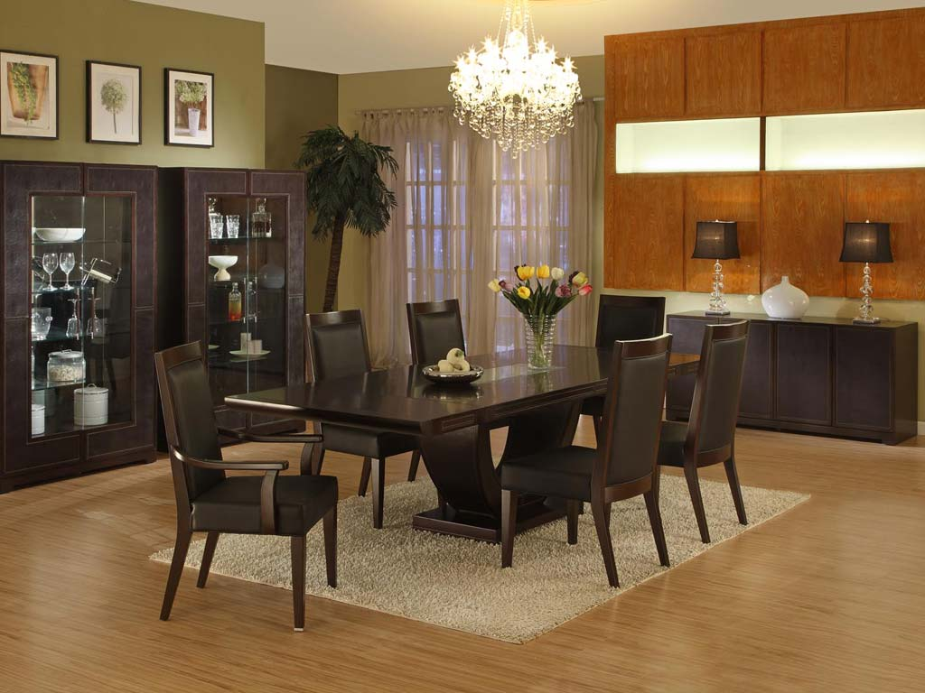 13 Modern Dining Room Furniture Sets for Luxury New Home