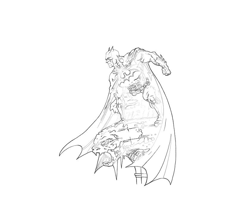coloring pages of deathstroke injustice - photo#9