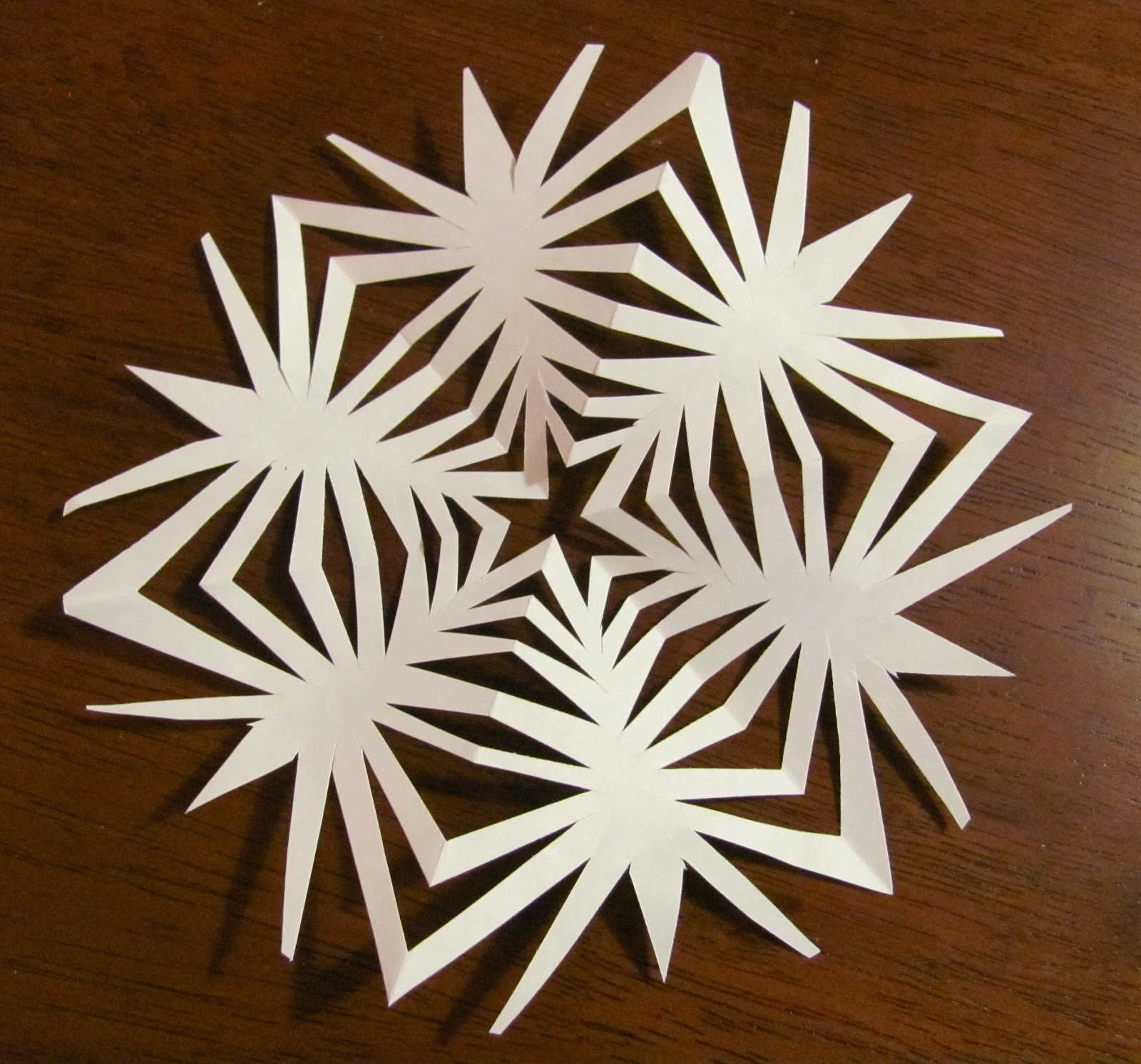 Displaying 19> Images For - Intricate Paper Snowflake Template...