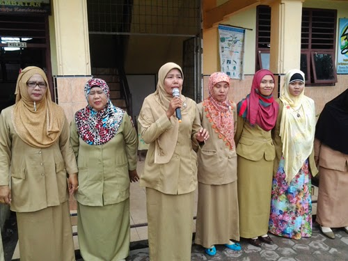 Kata Sambutan Kepala MIN 2 Tanjungbalai