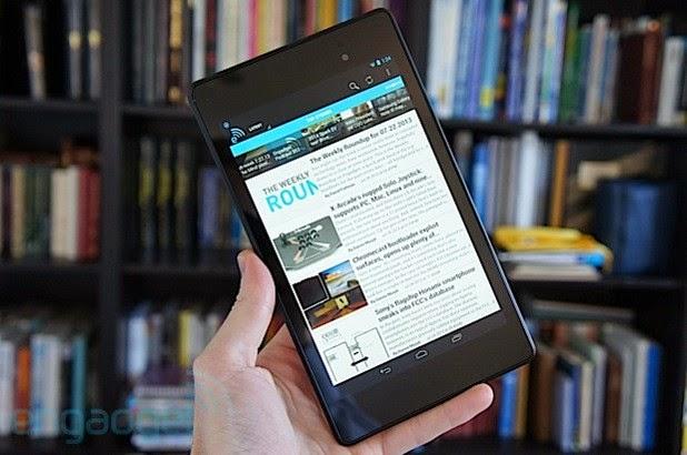 Google's Nexus 7 2013