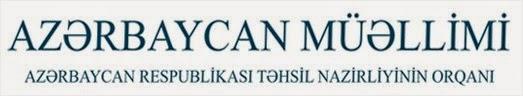 Azərbaycan Müəllimi - Səyifəyə keçmək üçün şəkilə tıkla