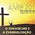 Missão Juvep realiza congresso 2015, com cultos, encontros, cursos e seminários