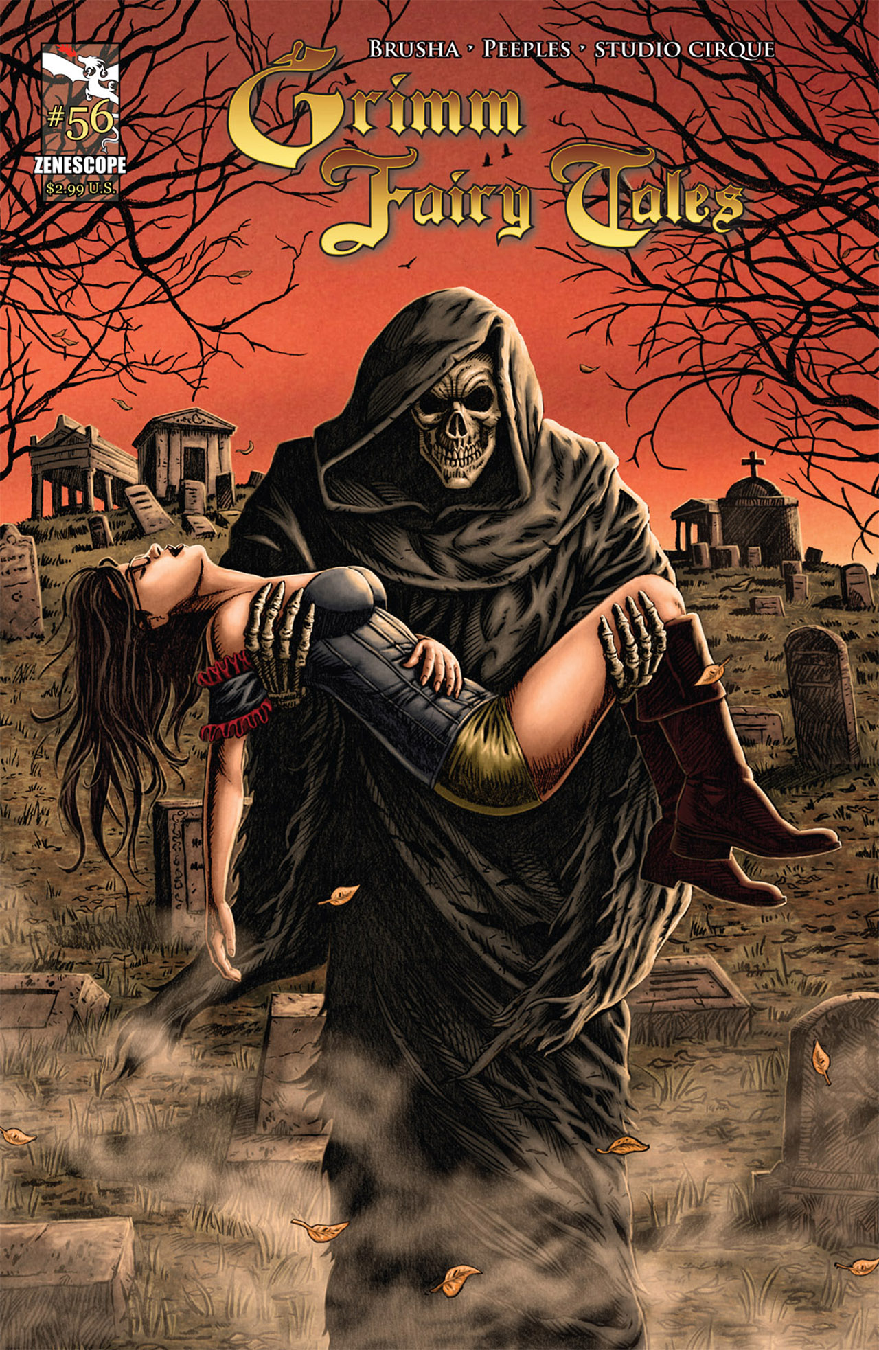 Grimm Fairy Tales (2005) Issue #56 #59 - English 1