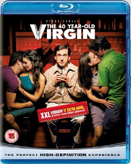 The 40 Year Old Virgin 2005 Unrated BRRip 480p 300MB ESub