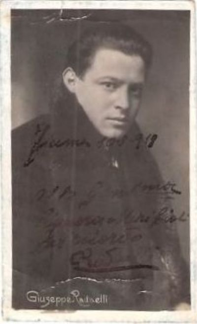 ITALIAN TENOR GIUSEPPE RADAELLI (1888-1939) CD