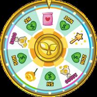 colheita feliz - roda da fortuna