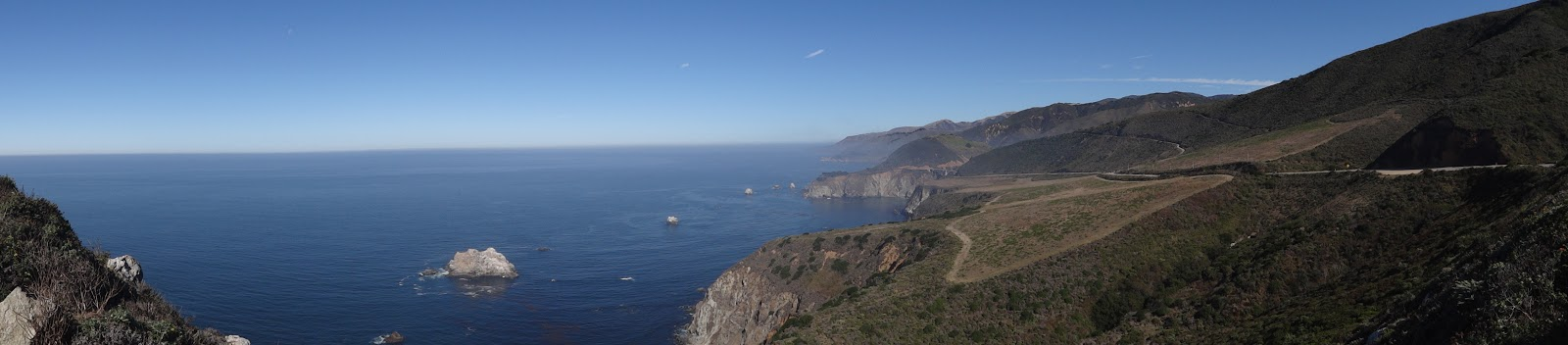Bikes fish and freedom stage 1 california for Big sur fishing