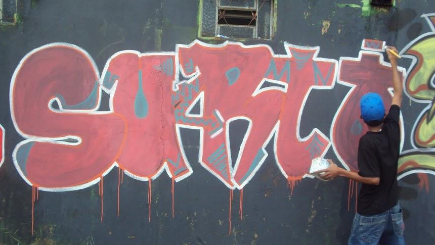 surto graffiti