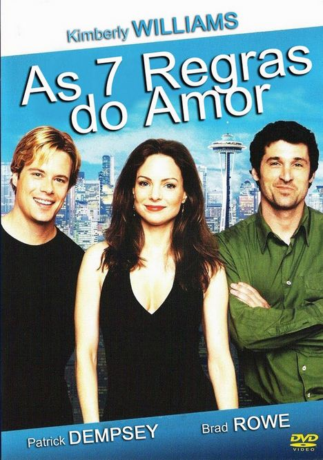 As Sete Regras do Amor   Dublado DVDRip Avi