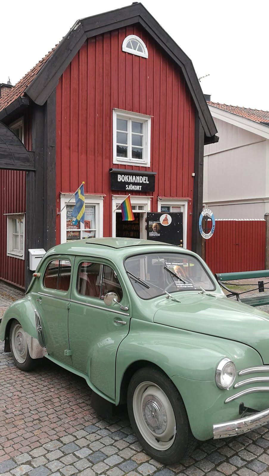 Fordonets historia