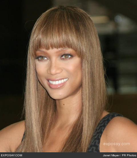 Tyra Banks Family: Zanzapan Lifestyle And Haircuts: Socialize The Blog Tyra Banks