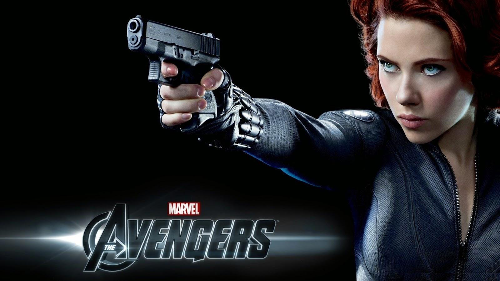 Papel de Parede Filme Os Vingadores Era de Ultron Viuva Negra