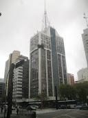 Edificios na Av. Paulista