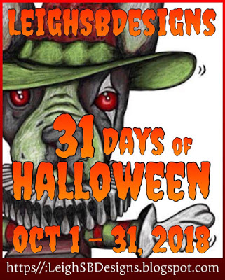 2018 31 Days of Halloween