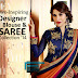 Awe-Inspiring Designer Blouse & Saree Designs 2014 | Sophie Chaudhry Saree Collection