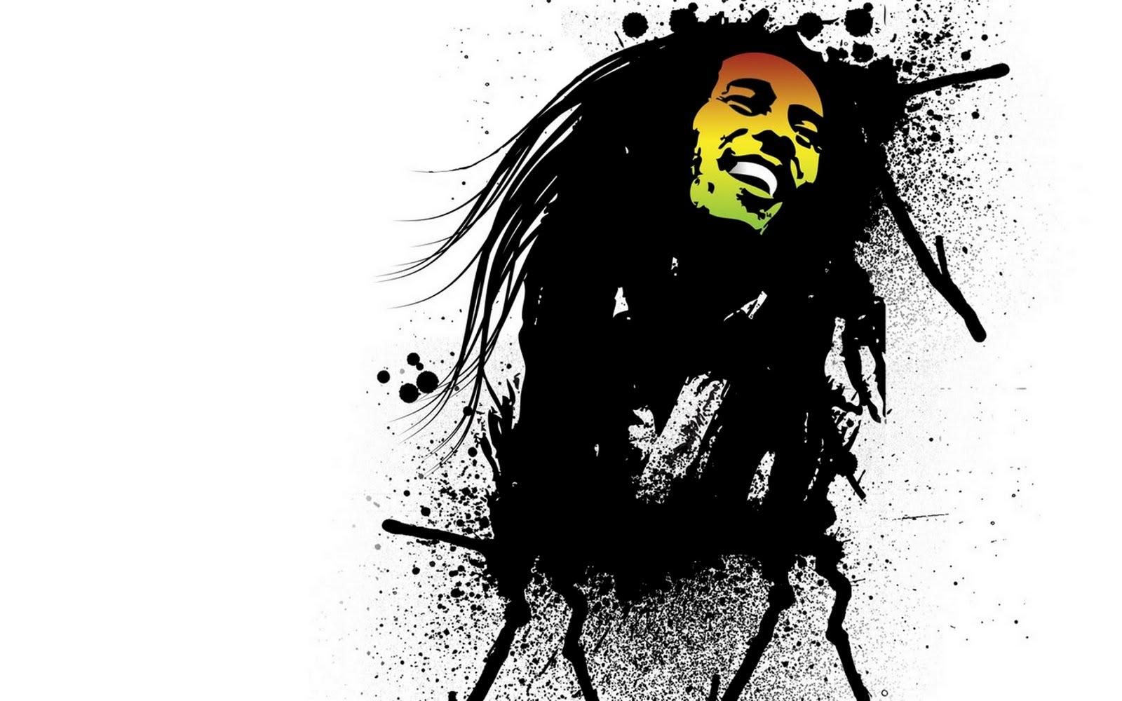 Bob Marley Rasta Wallpapers
