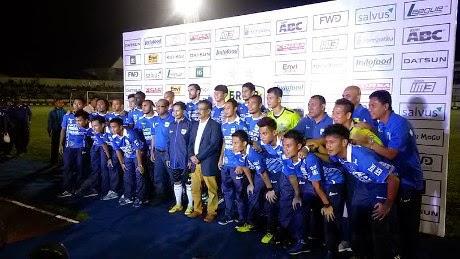 Inilah Skuad Persib Bandung Musim 2015
