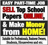 Selling Top School Paper Online!