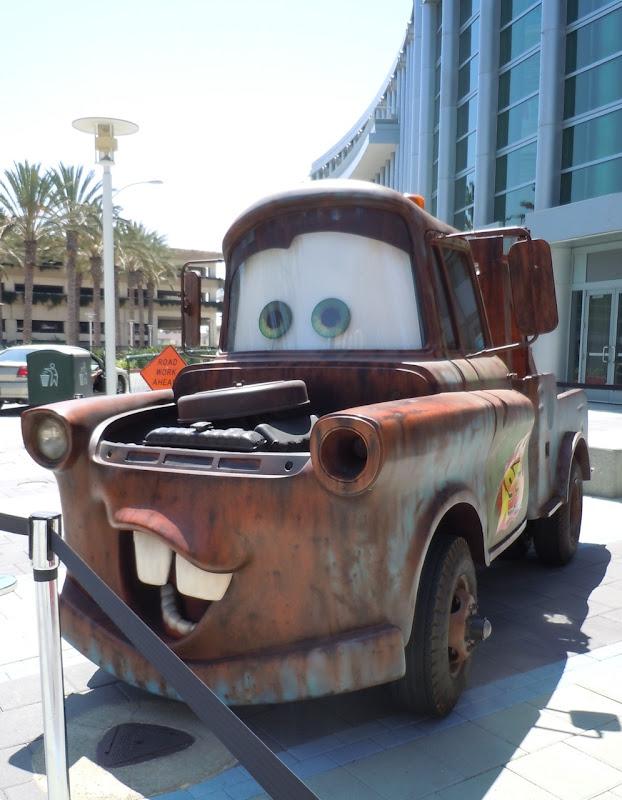 Disney Pixar Mater Cars 2