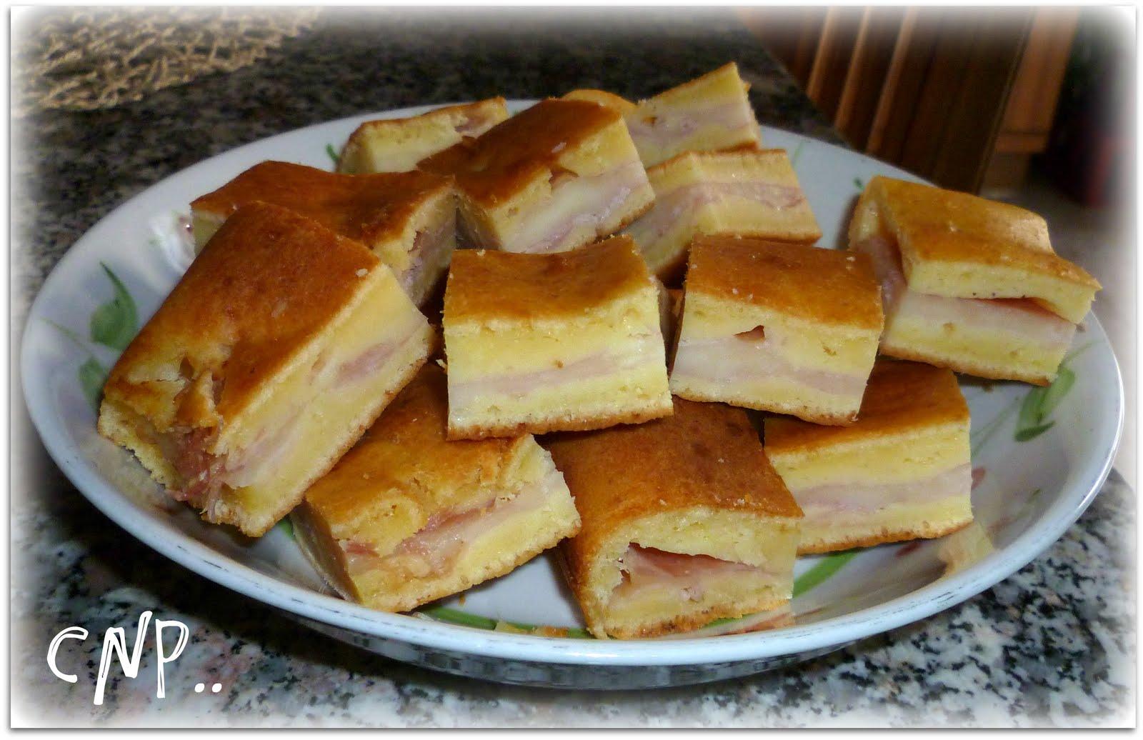 Favoloso CNP: Cuciniamo Noi o ci Proviamo: Cubotti salati BX93