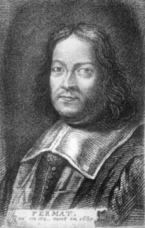 Pierre de Fermat born in 1601