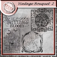 Vintage Bouquet 2