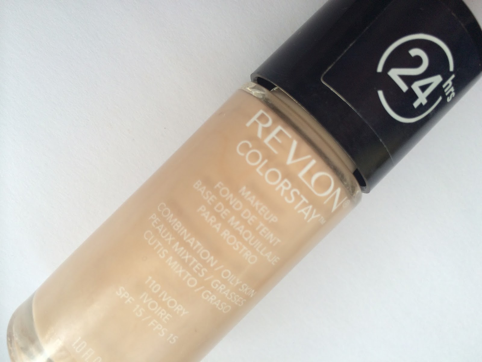 Revlon Colorstay Ivory Foundation