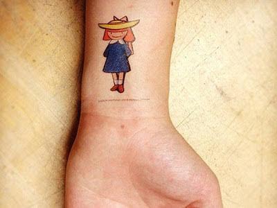tatuaje Madeline