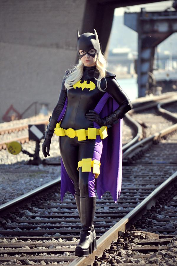 Batgirl: Stephanie Brown II by *Aigue-Marine