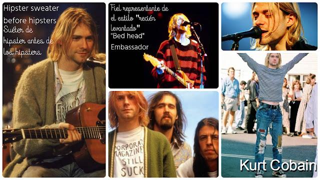 Kurt Cobain: Trendsetter by LuceBuona L-vi.com