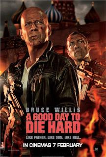 Duro de matar 5: Un buen dia para morir