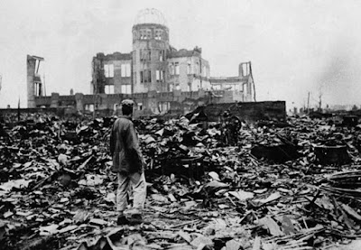 Recalling the memories of the First Atom Bomb on Hiroshima Day