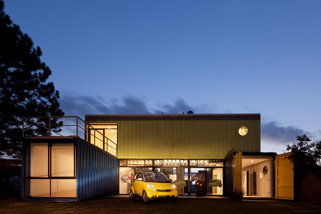 Artek stands casa container - Casa container espana ...