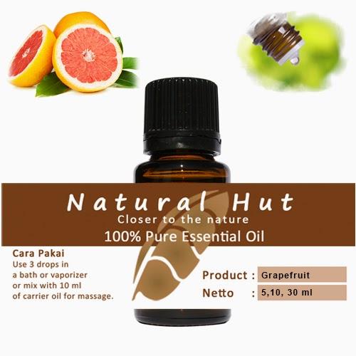 grapefruit jeruk bali minyak esensial