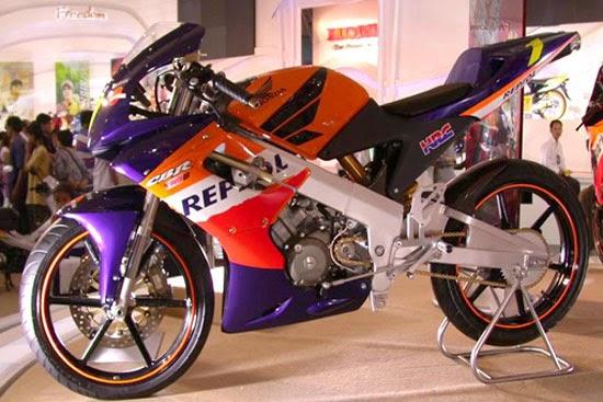 Foto Modifikasi Honda CBR 150 Terbaru