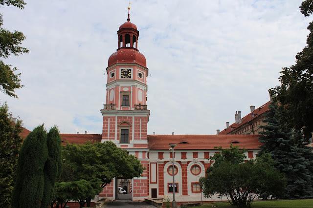 Lobkowiczký zámek // Lobkowicz castle