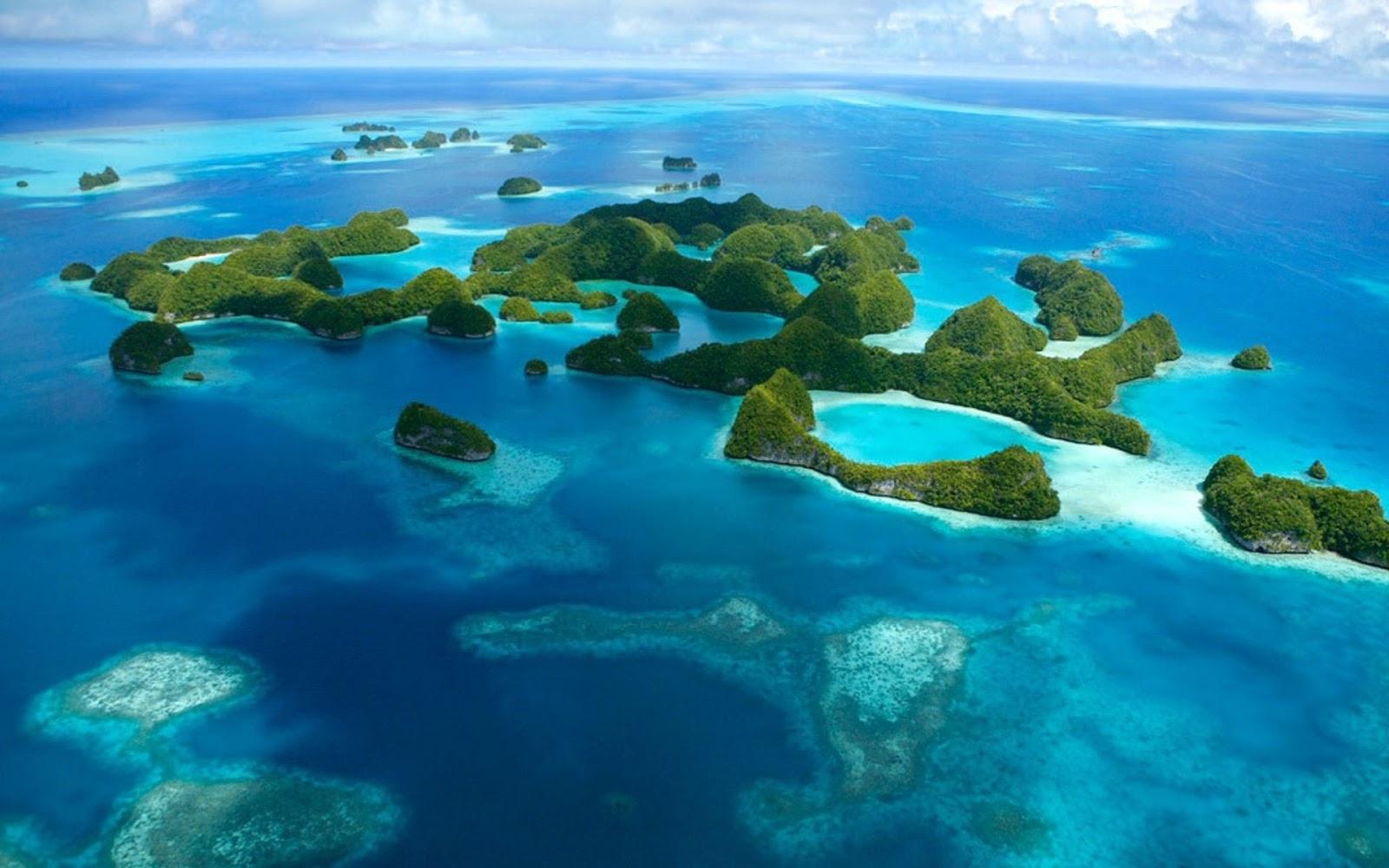 У берегов какого континента галапагосские острова