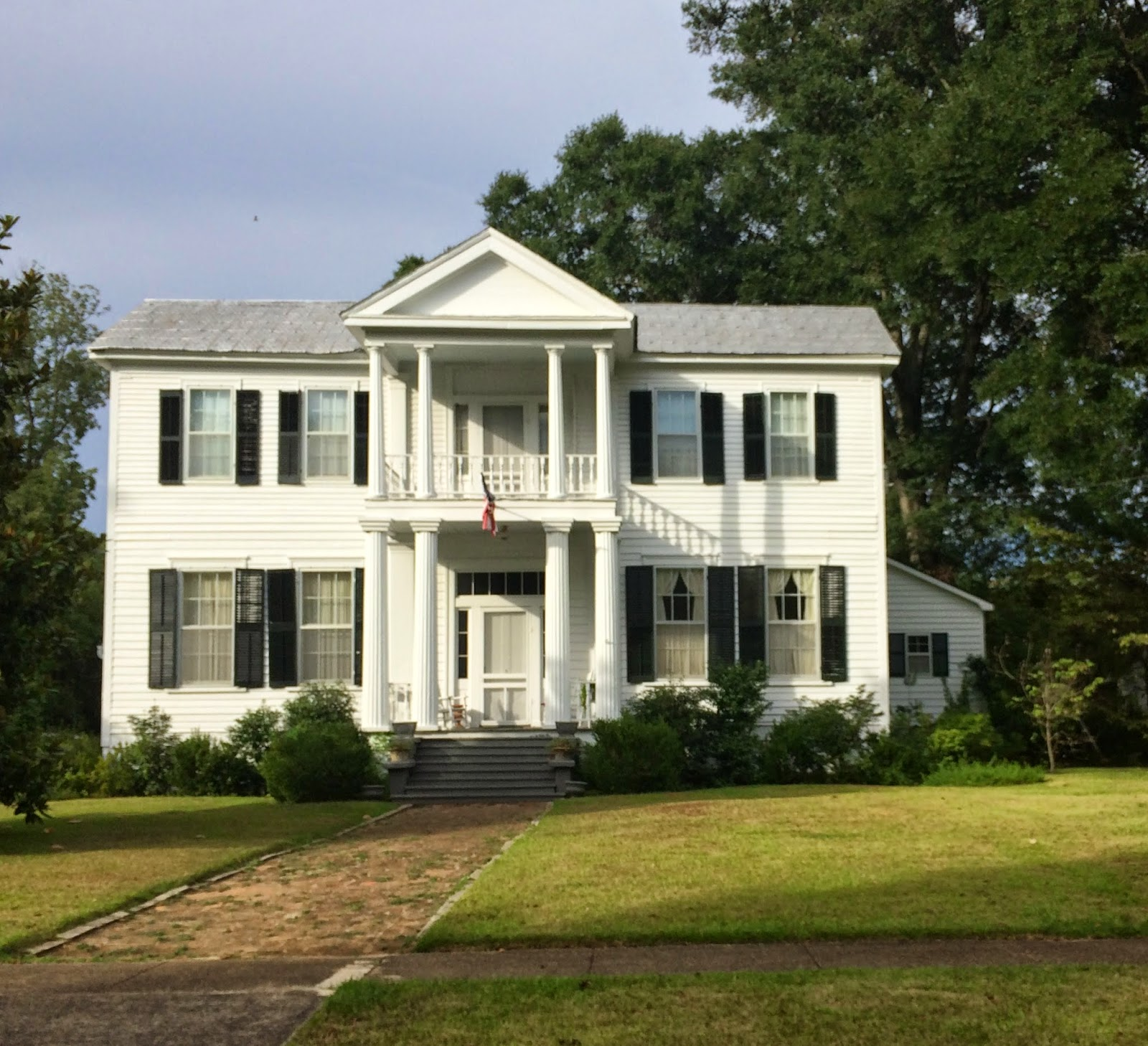 Several Homes Of This Style Are Located In Livingston. While Researching  The Area, I Read Where Some Men From Connecticut And New Hampshire Came To  The Area ...