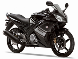 Black Yamaha R15 Color