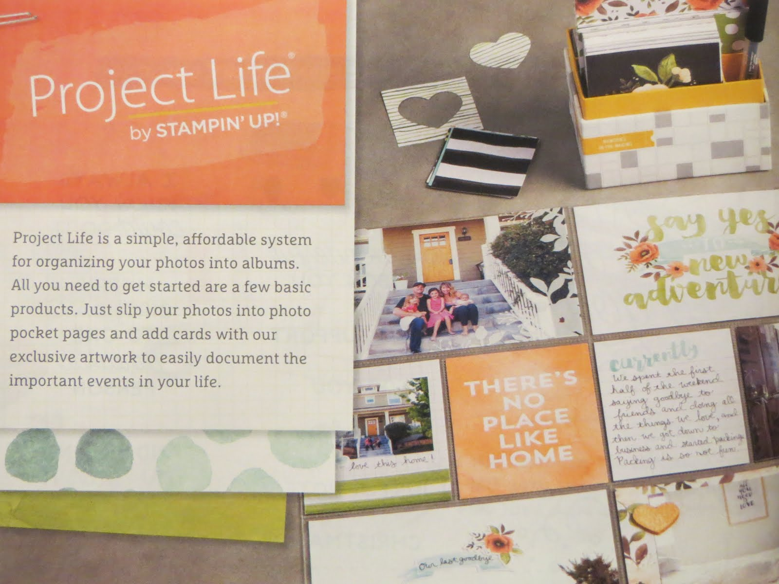 Capture Your Memories with Project Life