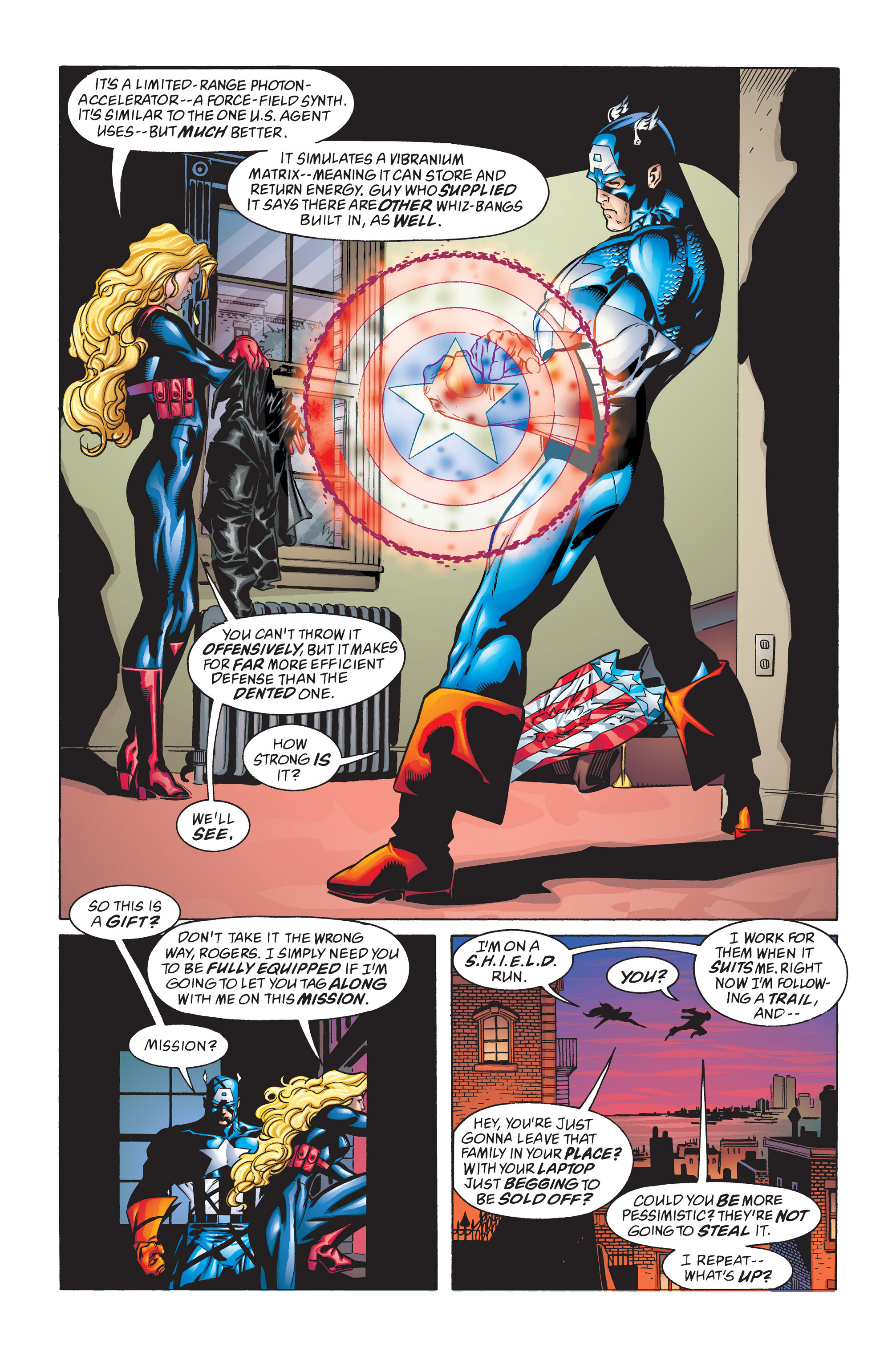 Captain America (1998) Issue #9 #15 - English 12