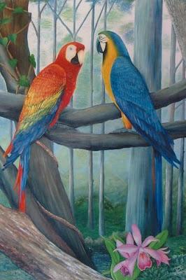 paisajes-amazónicos-pintados-al-oleo