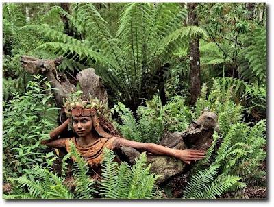 Las esculturas mágicas de Bruno Torfs - Marysville Australia - Jardín de esculturas6